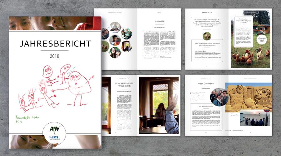 AfW Hannover, Jahresbericht 2018