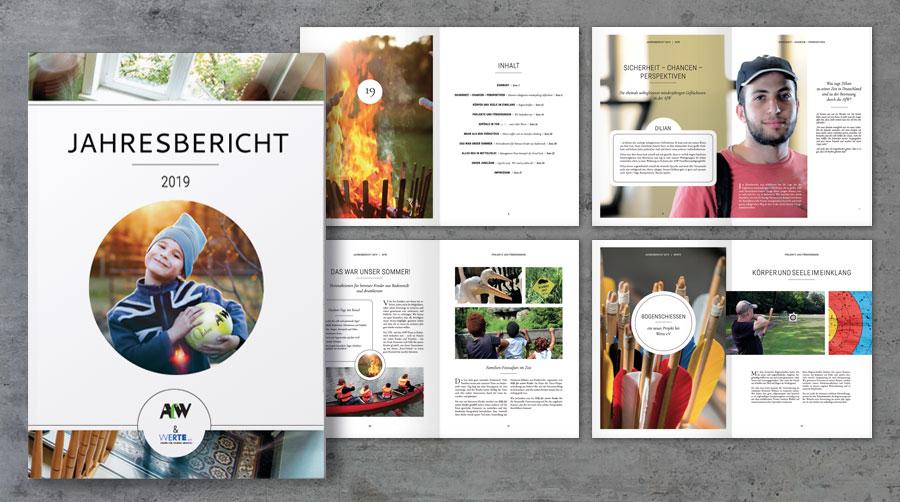 AfW Hannover, Jahresbericht 2019