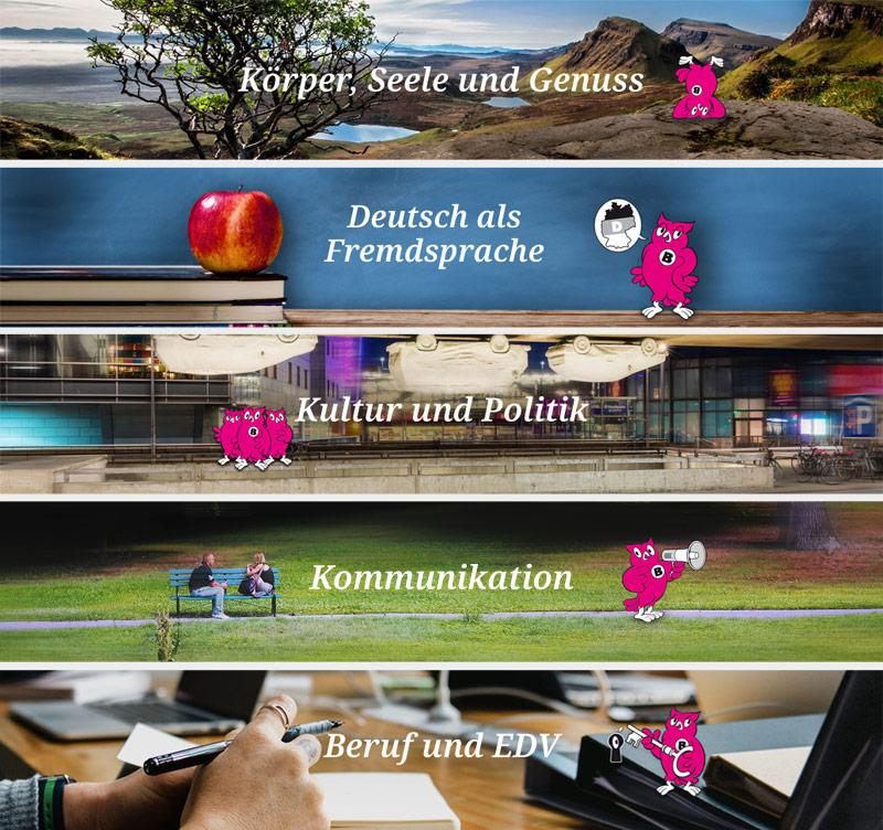 Bildungsverein Hannover Fotomontagen