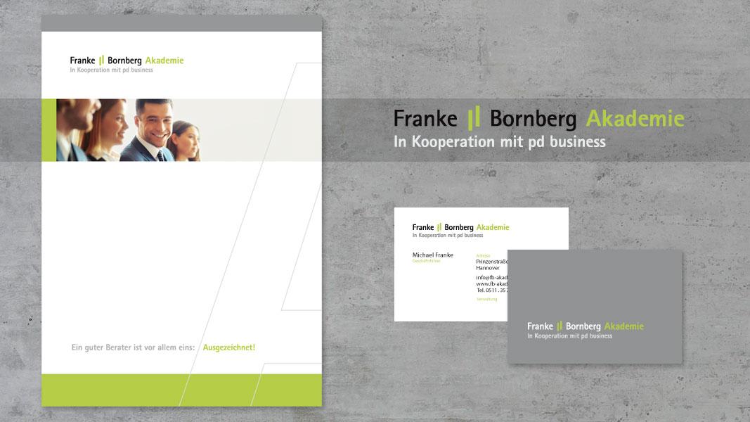 Geschäftsgrafik Franke Bornberg Akademie