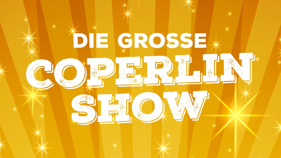 GOP Varieté-Theater Coperlin-Show