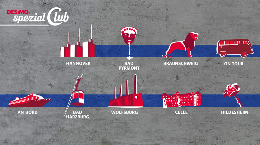 spezial Club Logos