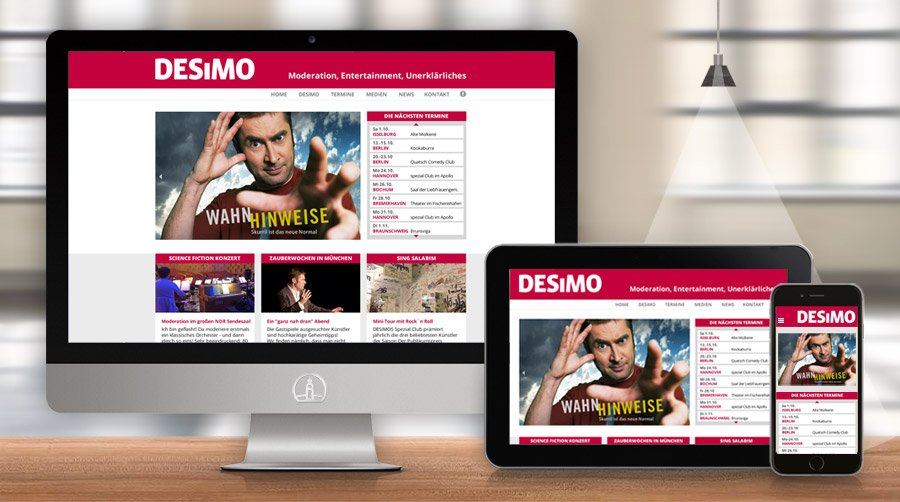 Website DESiMO