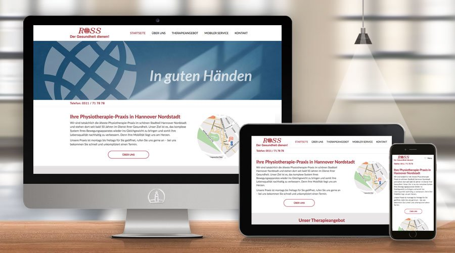 Physiotherapeutische Praxis Ross