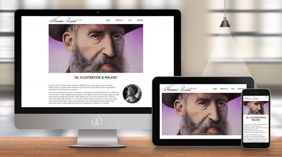website Thomas Rudat