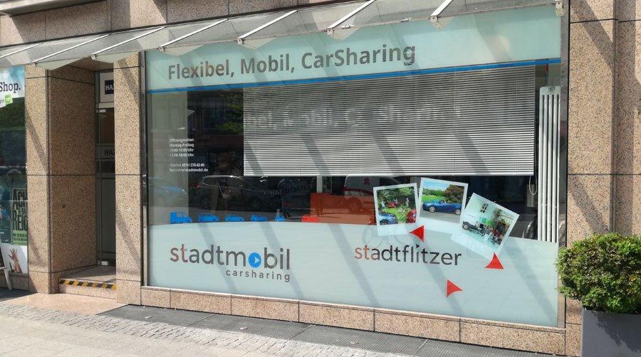 Stadtmobil Carsharing